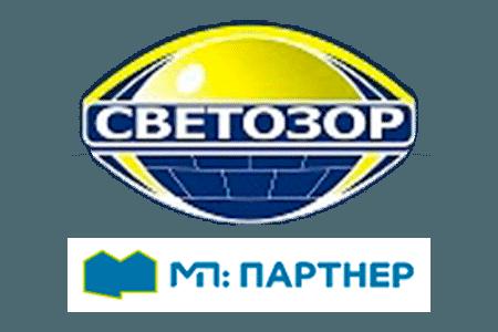 логотип компании СВЕТОЗОР